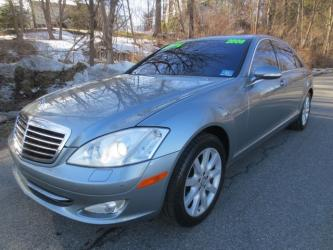 2008  MERCEDES S550 4MATIC