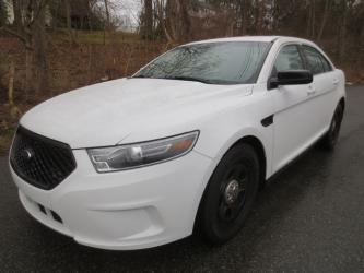 2018 FORD TAURUS POLICE INTERCEPTOR